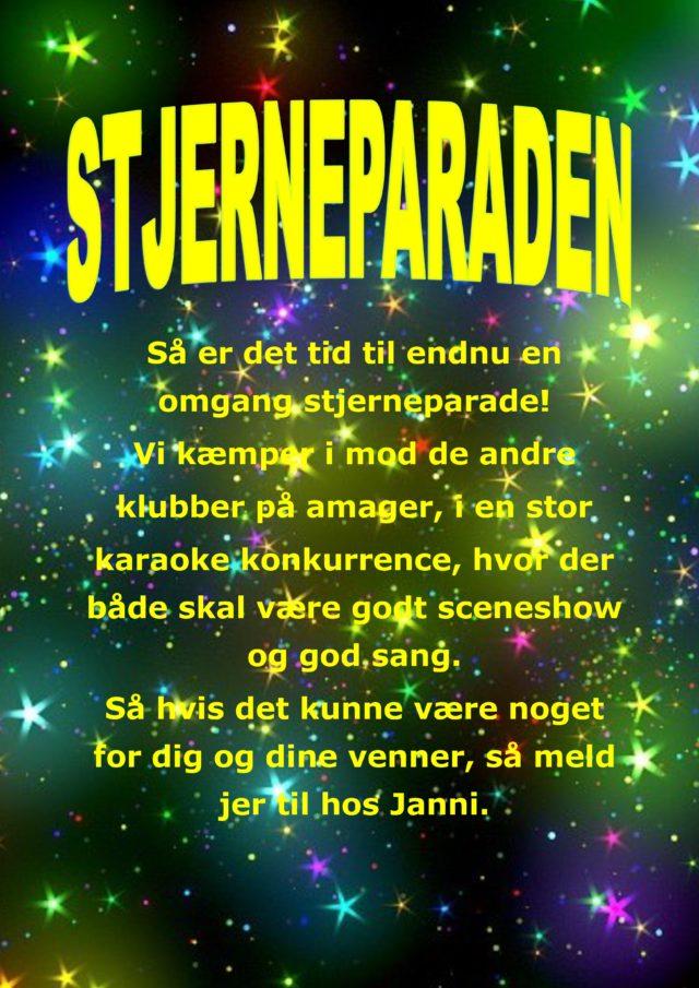 Stjerneparade